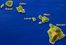 map_of_hawaii